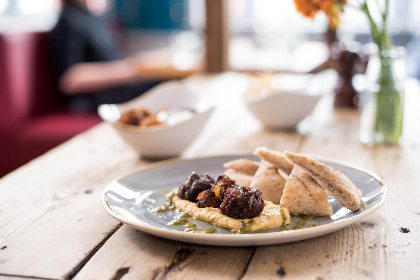 Livelyhood-Hummus-Clapham-Mere Scribbler