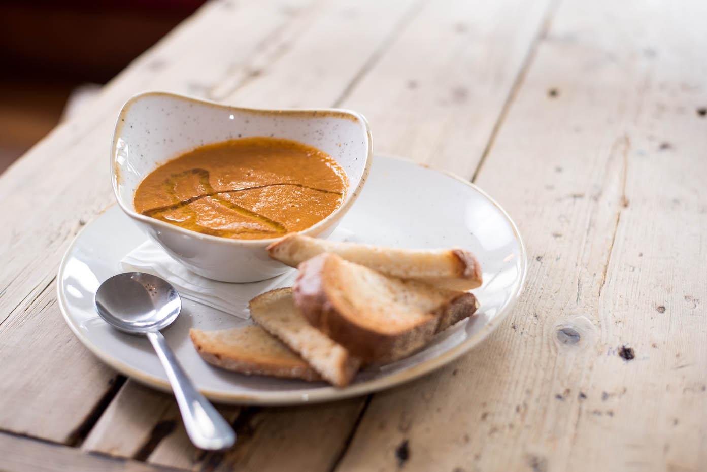 Livelyhood-Soup-Clapham-Mere Scribbler